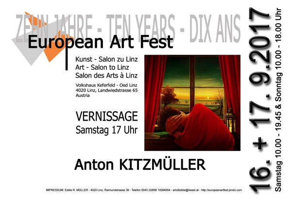 Europaen Art Fest 2017