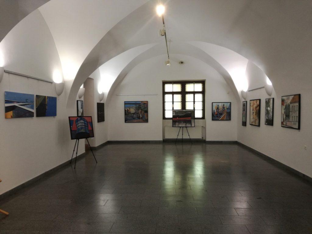Ausstellung Budweis